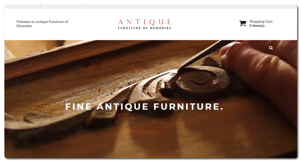 Antique Furniture of Memories