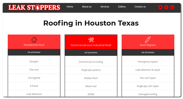 Leak Stoppers TX